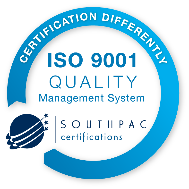 ISO9001 Qualifications