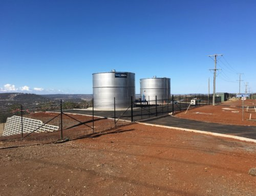 Toowoomba to Hodgson Vale Water Connection