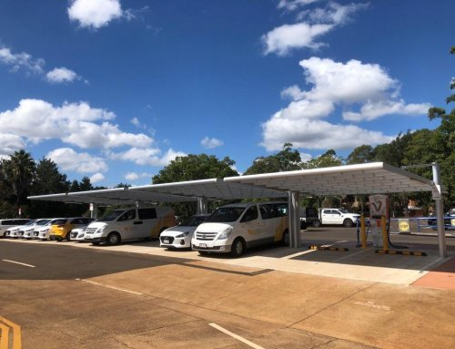 USQ Car Pool Covers Toowoomba & Ipswich